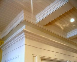 Beautiful Ceiling Moulding